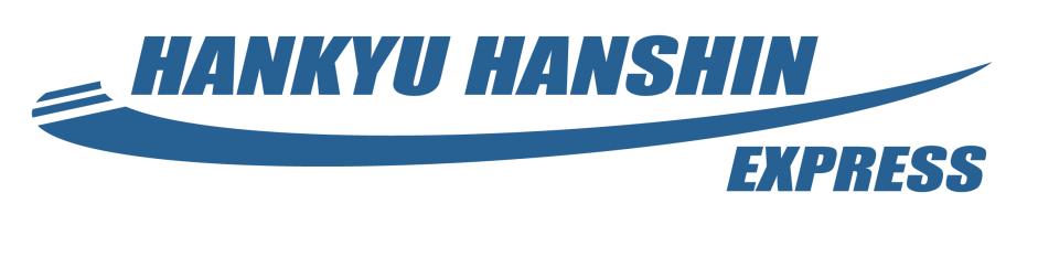 Hankyu Hanshin logo trimmed